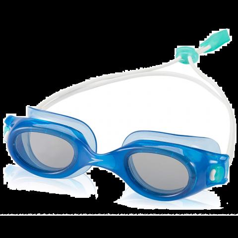 Speedo Hydrospex Bungee Goggle, Dark Blue