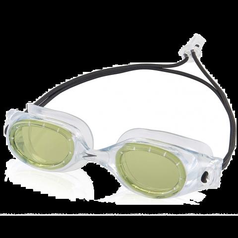 Speedo Jr. Hydrospex Bungee Goggle, Clear