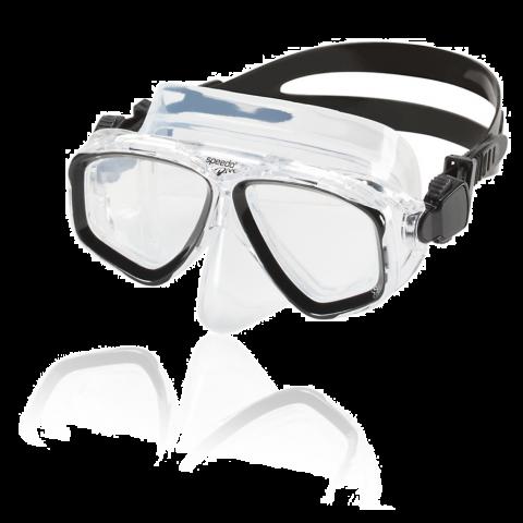 Speedo Adult Adventure Mask, Black