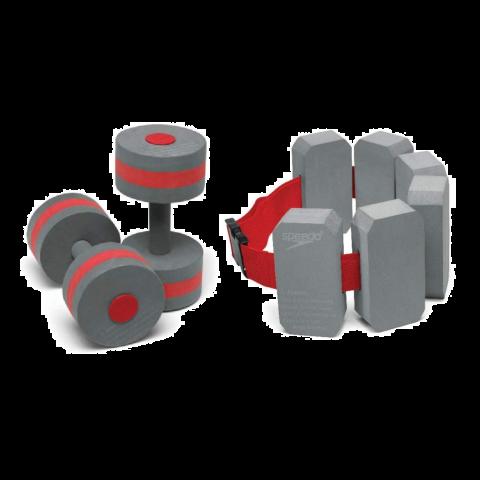 Speedo Aqua Fitness Barbell/Belt Combo