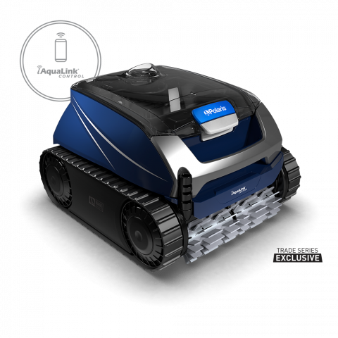 Polaris Epic 8642 iQ Robotic Cleaner