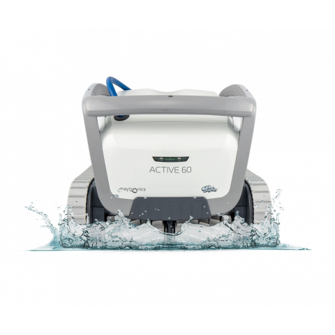 Maytronics Active 60 Robotic Pool Cleaner W/O Cart