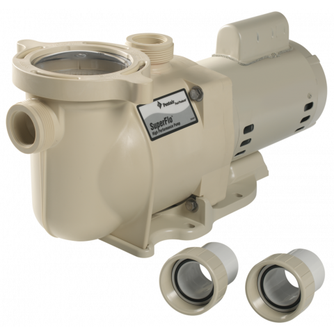 Pentair SuperFlo 1 HP TEFC Pump