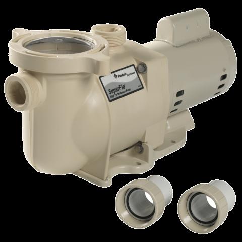Pentair SuperFlo 1.5HP TEFC Pump