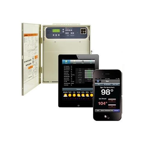 Pentair EasyTouch PL4 Pool and Spa Control Systems