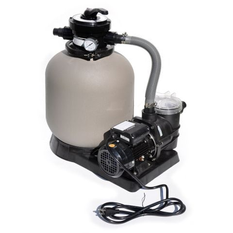 """Swimline 14"""" Sand Filter System with 1/2 HP Pump"""