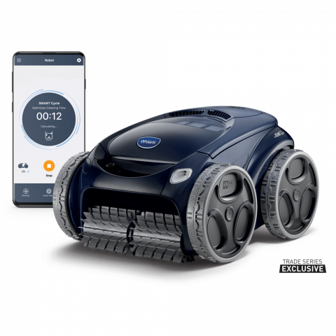Polaris Alpha iQ Robotic Cleaner