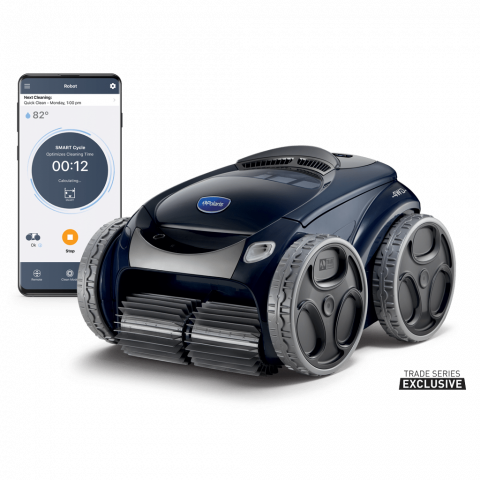 Polaris Alpha iQ+ Robotic Cleaner