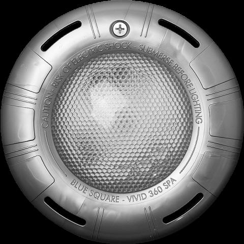 BlueSquare Vivid 360 LED Spa Light, Fits Pentair