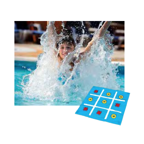 X'S 'N' O'S  DIVING GAME