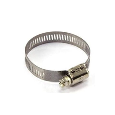 """Stainless Steel Pool Hose Clamp, 3/4"""" - 1-3/4"""""""