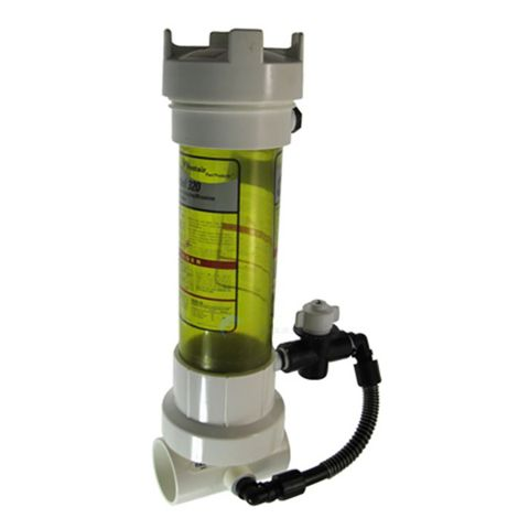 Pentair Rainbow 320 See-Through, In-Line Chlorinator